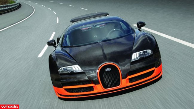 Bugatti, Veyron, Super Sports, World, Speed, Record, Guinness, World, Records, Stripped, Hennessey, Venom GT