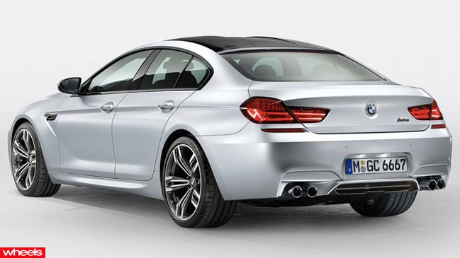 BMW, M6, Gran Coupe, 2013, Australia, four dours, v8, twin turbo, extra, money, expensive