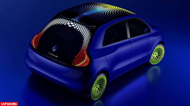 Future, design, Renault, Twin-Z, furniture, 2013, 2025, student