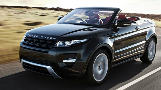 The opinion-splitting Range Rover Evoque Convertible Concept, unveiled at last year's Geneva Motor Show, will not go into production.