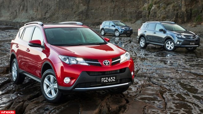 Toyota RAV4, 2013, australia, suv, review, price, picture, interior, video