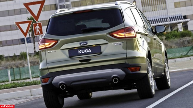 ford kuga, 2013, australia, suv, review, price, picture, interior, video