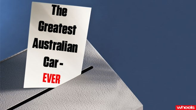 Greatest, Australia, Car, Ever, Wheels, magazine, controversial, list, staff, editor