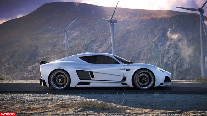 Mazzanti Evantra V8, price, pictures, video