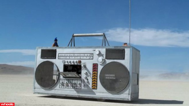 For sale: The Boombox bus!, the rockbox, price