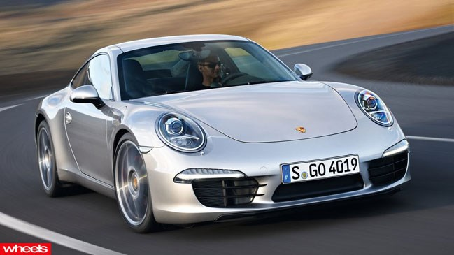 Porsche, 911, price, drop, thousands, cheaper, boxster, cayman, Cayenne, motor show, Icona Vulcano, video, pictures