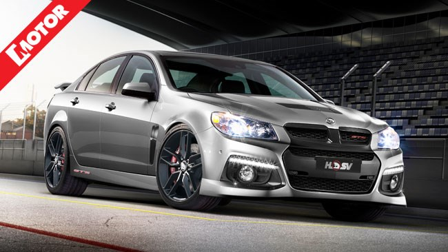 HSV Gen-F, Holden Special Vehicles, Motor magazine