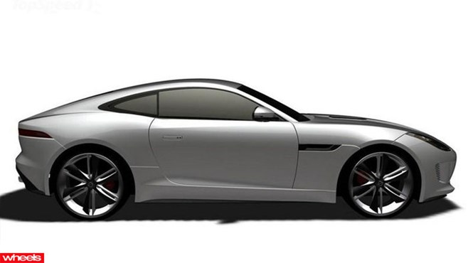 Jaguar, F-Type, Coupe, Limited Edition, Wheels magazine, new, interior, price, pictures, video