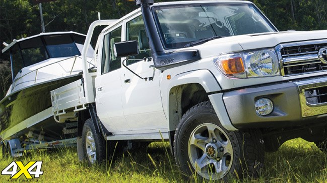 4x4 of the Year 2013, 4x4 magazine, australia, four-wheel drive, feb, 2013, 4x4 of the Year, winner