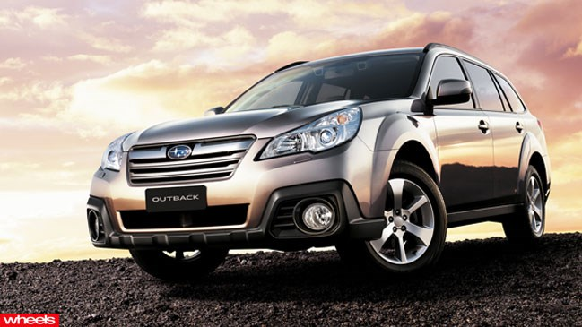 Review: Subaru, Outback, Wheels magazine, new, interior, price, pictures, video