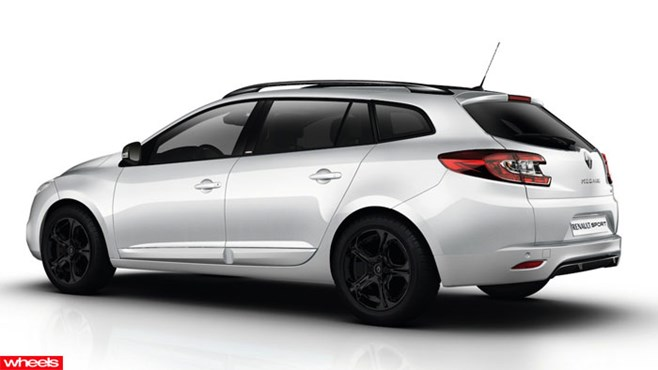 Renault, RS, wagon, Megane, hot, Europe, Limited Edition, Wheels magazine, new, interior, price, pictures, video