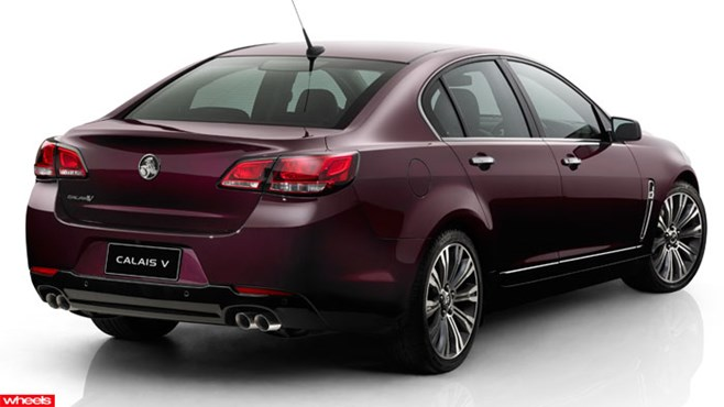 Review: Holden VF Commodore, Wheels magazine, new, interior, price, pictures, video