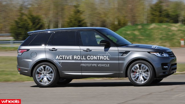Development, drive, Range Rover, Sport, Limited Edition, Wheels magazine, new, interior, price, pictures, video
