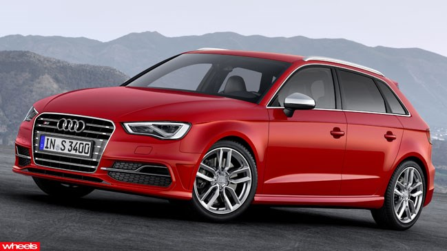 Review: Audi, S3, sportback,, Wheels magazine, new, interior, price, pictures, video