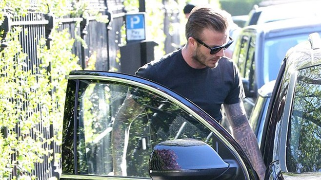 The cars of David Beckham, retires, australia, a-league, 2012, 2013, signs