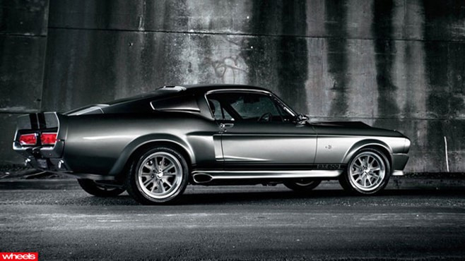 Eleanor, Gone in 60 Seconds, Nicolas Cage, Angelina Jolie, sold, $1.1 million