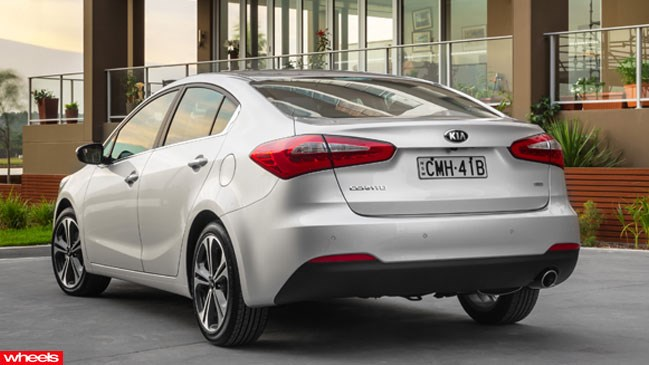 Review: Kia Cerato, Wheels magazine, new, interior, price, pictures, video