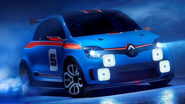 Revealed! Renault's 235kW city car