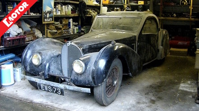 Top Ten Barn Finds, Barn Find cars, Barn Finds, Motor magazine