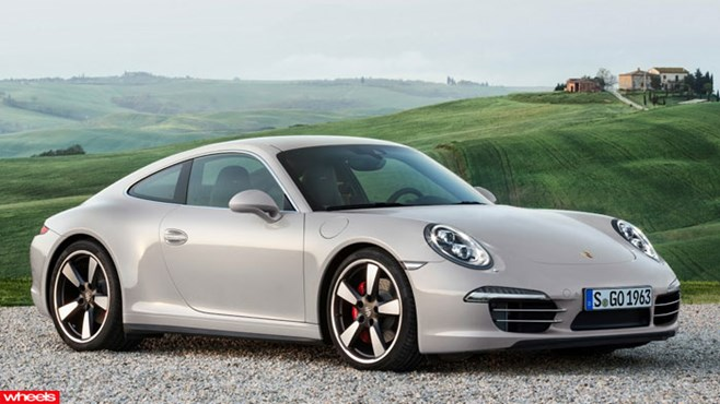 Porsche, anniversary, edition, 911, 50, years, limited, classic, iconic