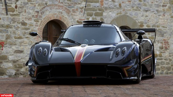 The hardest, fastest and most extreme Pagani Zonda ever has been unveiled overnight.