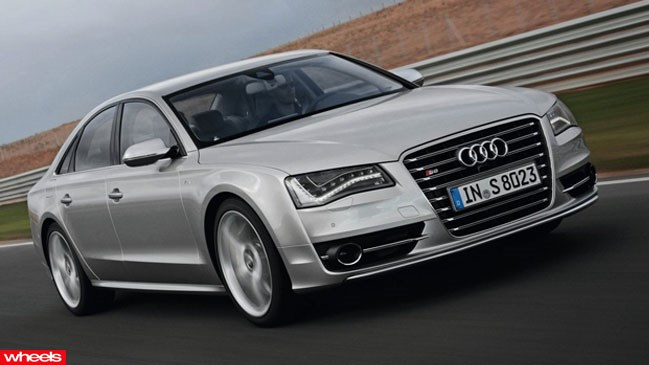 Review: Audi S8, Wheels magazine, new, interior, price, pictures, video