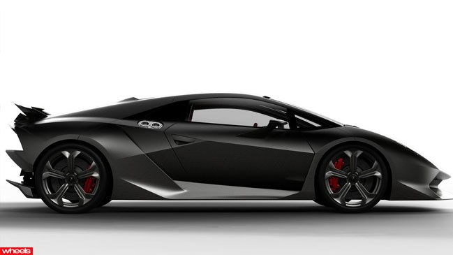 rare, lamborghini, sesto elemento, track, racing, first, finally, America