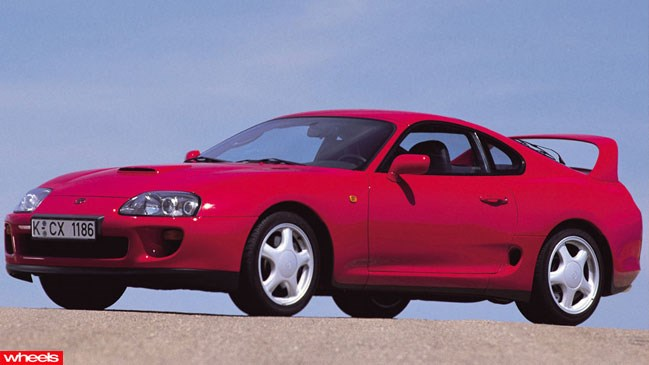 Toyota, Supra, return, BMW, new, sportscar, mid-sized