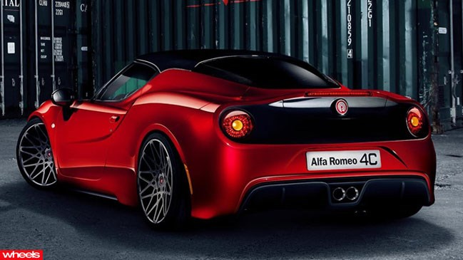 Angry, Alfa, Romeo, 4C, tune, Pogea Racing, sale, yet, Porsche, beating