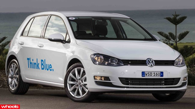 Volkswagen, Golf, Up!, test, fuel, economy, green, environment, think blue, challenge
