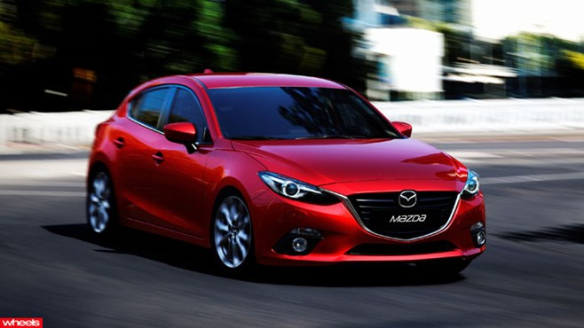 Mazda's next-generation 3 has finally materialised,