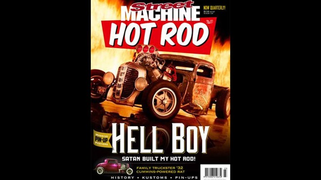 Street Machine Hot Rod 10