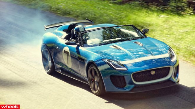 Jaguar 2014 F-Type Coupe, new, 2013 Goodwood Festival of Speed, pictures, video, review, price, C-X16 concept