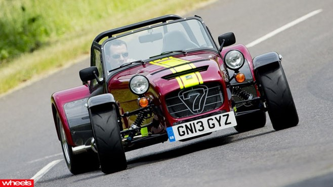 Caterham, mose, extreme, ever, British, company, 620R, superlight, track, special, ariel, atom