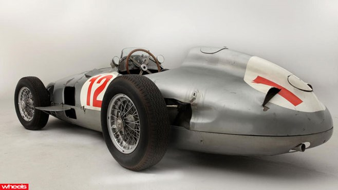 rare, MErcedes-Benz, auction, world, record, million, Goodwood, Festival, Speed
