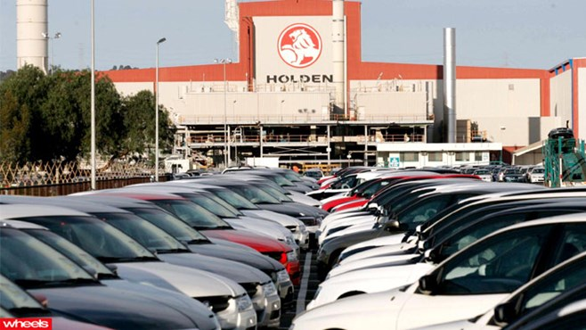 car, industry, slam, changes, fringe, benefits, tax, dire, Holden, Ford