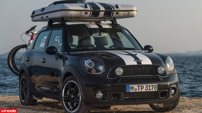 Mini, camper, new, range, countryman, hatch, clubman
