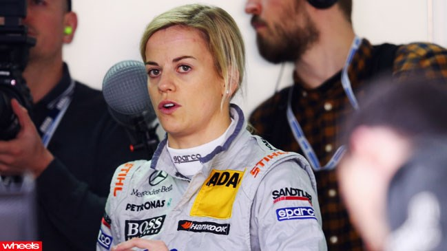 Female, Formula 1, race, laps, Silverstone, Williams, Totoa Wolff, Susie Wolff