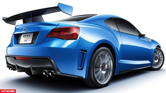 Subaru, BRZ, STi, confirmed, Japan, coming, details, specification