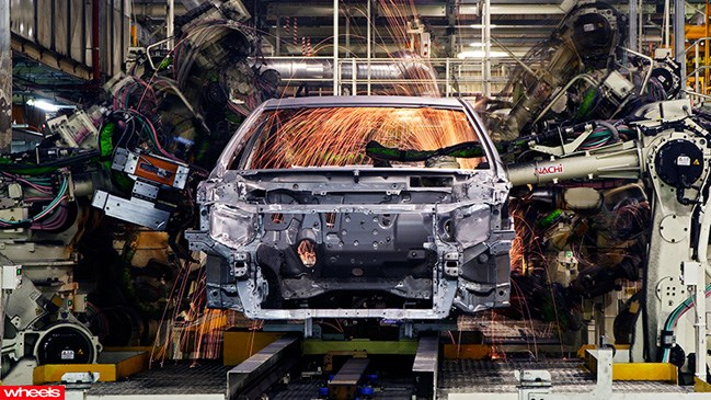 Toyota Australia recently announced that it will pour $123 million into its local manufacturing operations as it prepares to build what it says is a major facelift vehicle from 2015.