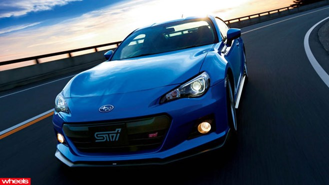Subaru, BRZ, STi, tS, hot, turbocharged, more, power, not