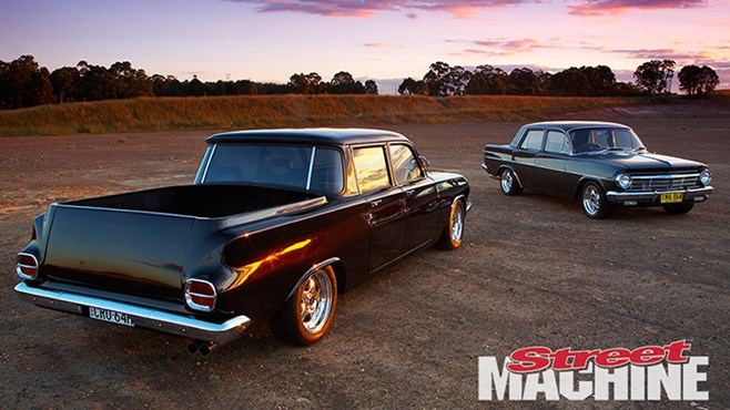 street machine magazine, eh holden, 50 years