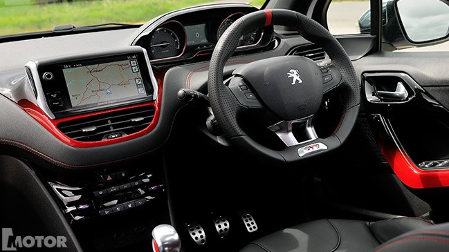 peugeot, 208 gti, motor magazine, pug and play