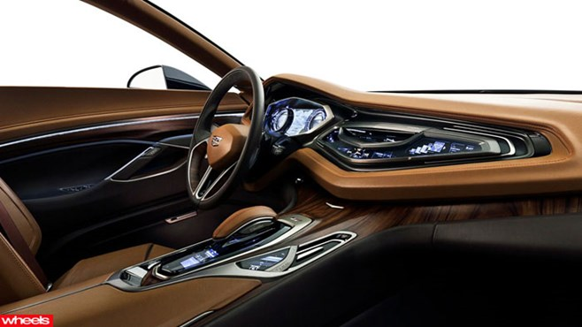World's coolest dashboards, cool dashboards, dashboard design, Wheels, Wheels magazine