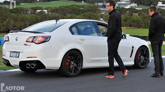 HSV Gen-F GTS / Holden Special Vehicles - We road and track test the 2013 F-Gen HSV, the best high-performance rear-drive V8 Australia has ever built.