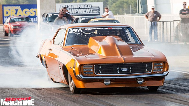 Drag Week day one