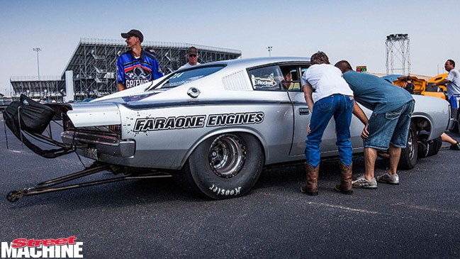 Drag Week day three