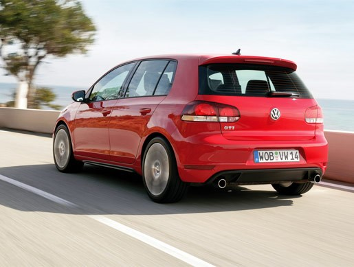2009 VW Golf GTI - Image 4