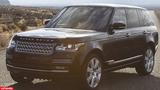 Land Rover Range Rover Autobiography 2013: Review