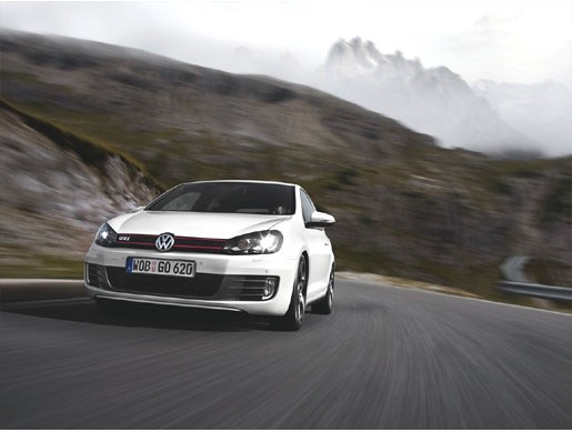 First official images of the Mk VI GTI - Image 1